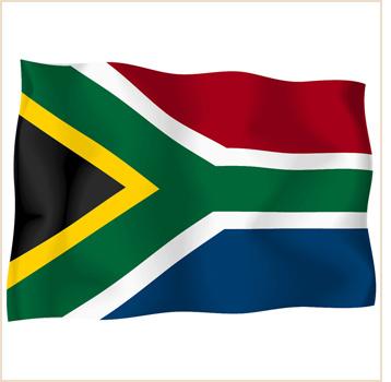 флаг южной африки